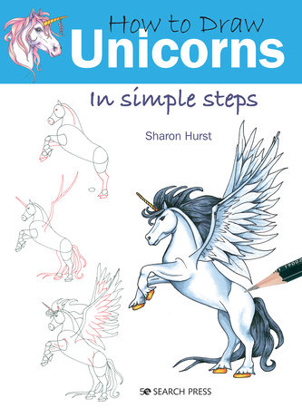 How to Draw Unicorns in Simple Steps