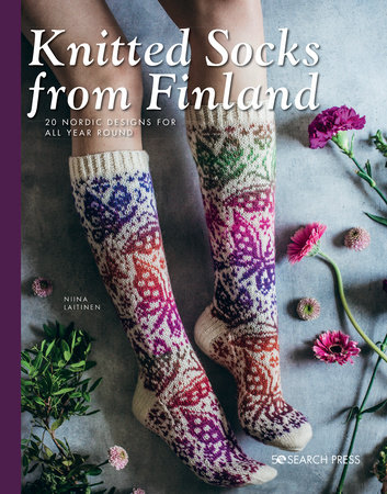 Knitted Socks from Finland by Niina Laitinen