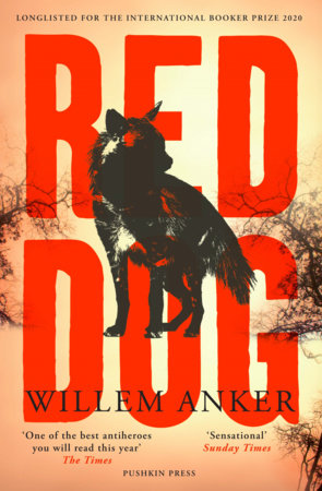 Red Dog by Willem Anker