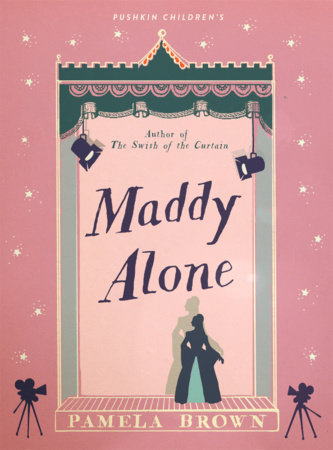 Maddy Alone by Pamela Brown