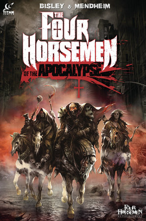 The Four Horsemen Of The Apocalypse by Michael Mendheim