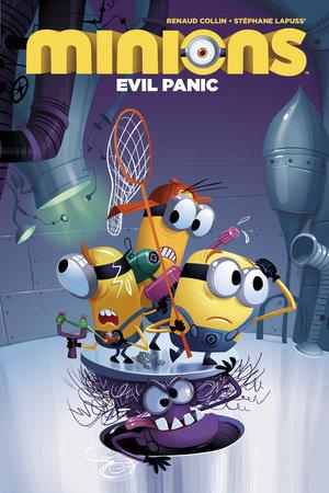 Minions: Evil Panic by Stephane Lapuss