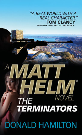 Matt Helm - The Terminators by Donald Hamilton