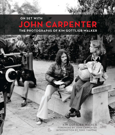On Set with John Carpenter by Kim Gottlieb-Walker