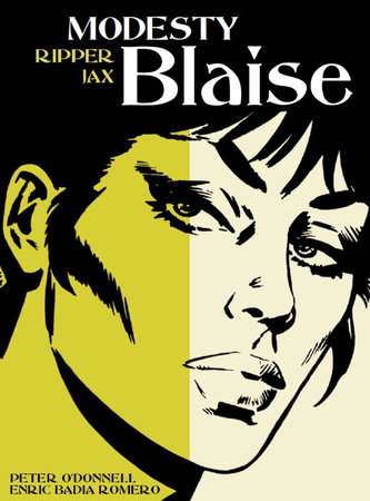 Modesty Blaise: Ripper Jax by Peter O'Donnell