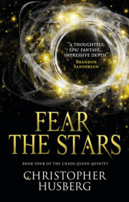 Chaos Queen - Fear the Stars (Chaos Queen 4)