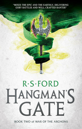 Hangman's Gate (War of the Archons 2) by R.S. Ford