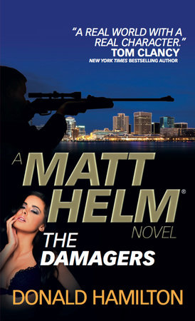 Matt Helm - The Damagers by Donald Hamilton