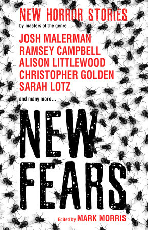 New Fears - New horror stories by masters of the genre by