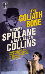 Mike Hammer: The Goliath Bone