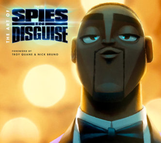 The Art of Spies in Disguise