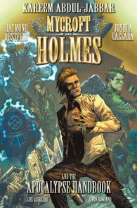 Mycroft Holmes and The Apocalypse Handbook