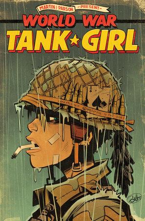 Tank Girl: World War Tank Girl by