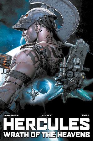 Hercules: Wrath of The Heavens by Jean-David Morvan