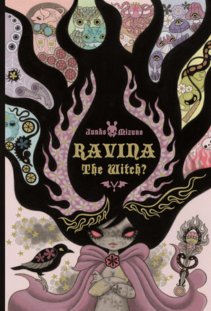 Ravina the Witch? by
