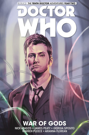 Doctor Who: The Tenth Doctor Vol. 7: War of Gods by Nick Abadzis