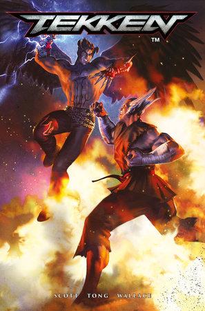 Tekken Volume 1 by Cavan Scott