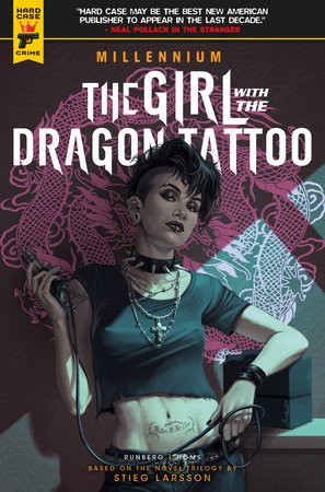 Millennium Vol. 1: The Girl With The Dragon Tattoo by