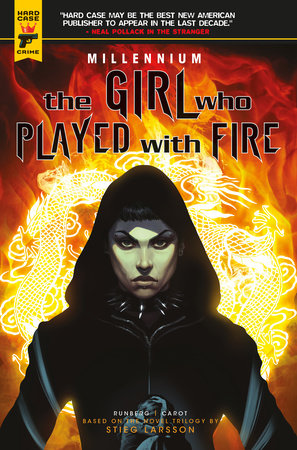 Millennium Vol. 2: The Girl Who Played With Fire by Sylvain Runberg