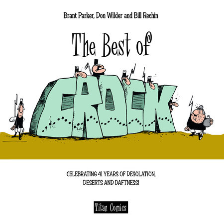 The Best of Crock by Brant Parker and Don Wilder