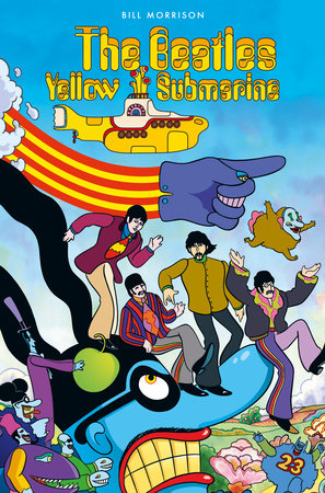 The Beatles Yellow Submarine by