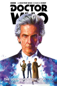 Doctor Who: The Lost Dimension Book 2