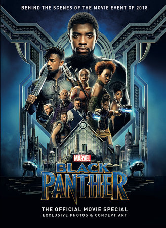 Black Panther: The Official Movie Special Book by Titan