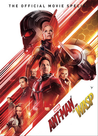 Ant-man and The Wasp - The Official Movie Special Book by Titan