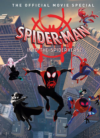 Spider-Man: Into the Spider-Verse The Official Movie Special Book by Titan