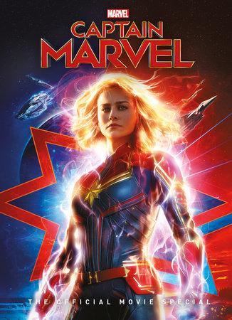 Marvel's Captain Marvel: The Official Movie Special Book by Titan
