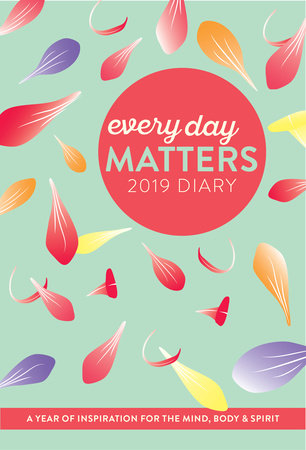 Every Day Matters 2019 Desk Diary / Planner / Scheduler / Organizer by Dani DiPirro