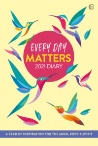 Every Day Matters 2021 Desk Diary