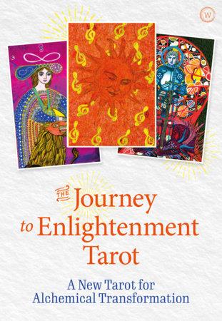 The Journey to Enlightenment Tarot by Selena Joy Lovett and Daniela Manutius-Forster