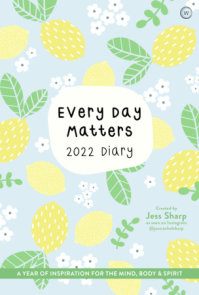 Every Day Matters 2022 Desk Diary
