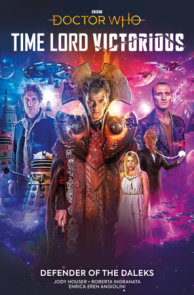 Doctor Who: Time Lord Victorious: Defender of the Daleks