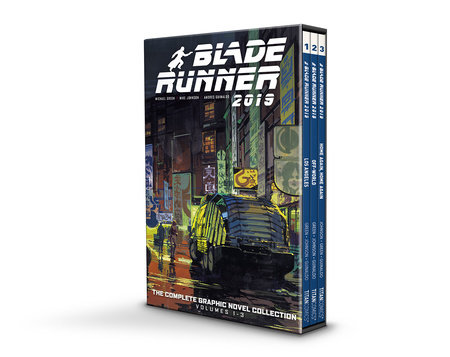 Blade Runner 2019: 1-3 Boxed Set by Mike Johnson