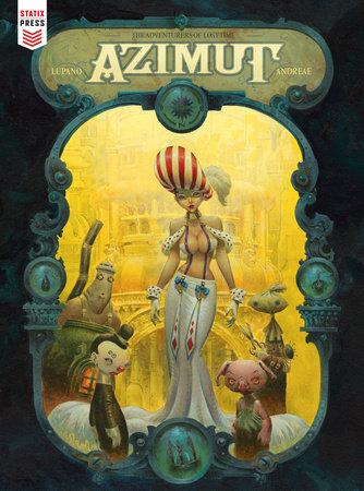 Azimut by Wilfrid Lupano