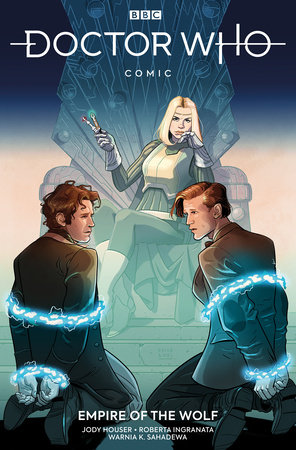 Doctor Who: Empire of the Wolf by Jody Houser