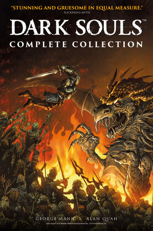 Dark Souls: The Complete Collection by George Mann