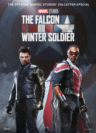 Marvel's Falcon and the Winter Soldier Collector's Special by Titan Magazines