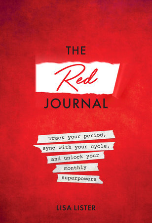 The Red Journal by Lisa Lister