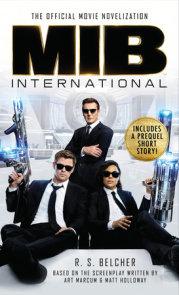 Men in Black International: The Official Movie Novelisation