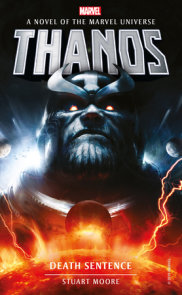Marvel Novels - Thanos: Death Sentence