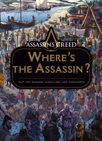 Assassin's Creed: Where's the Assassin?
