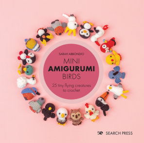 Mini Amigurumi Birds