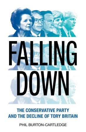 Falling Down by Phil Burton-Cartledge