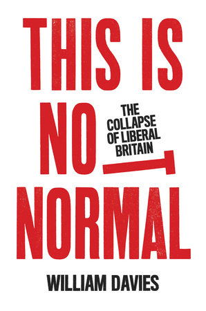 This is Not Normal by William Davies