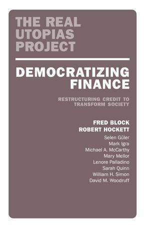 Democratizing Finance by