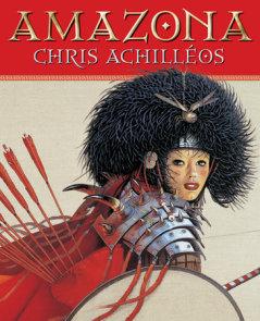 Amanzona: The Art of Chris Achilleos