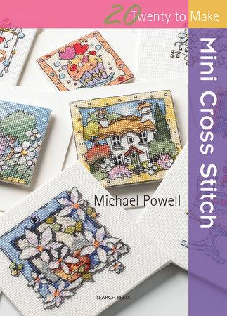 Mini Cross Stitch by Michael Powell